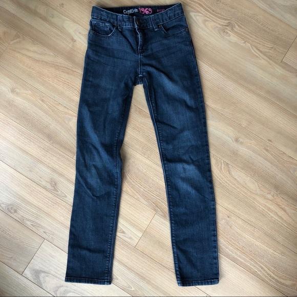 cc9da875b818e4 Gap Kids Girl Super Skinny Jeans jeggings size 10.  M_5c05b478c617776f3196bc8c